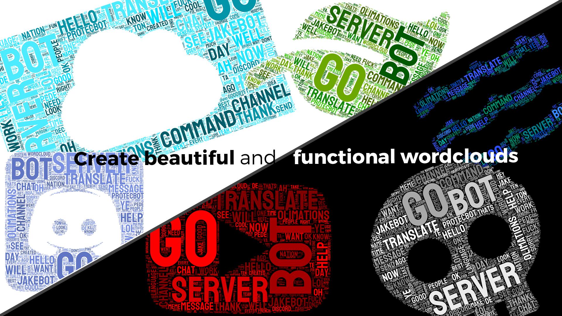 Wordcloud Artboard
